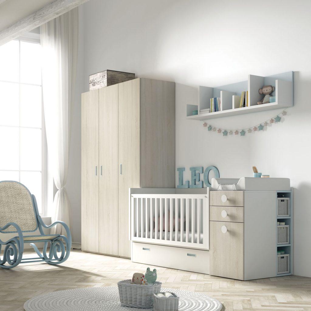 Dormitorio infantil 17