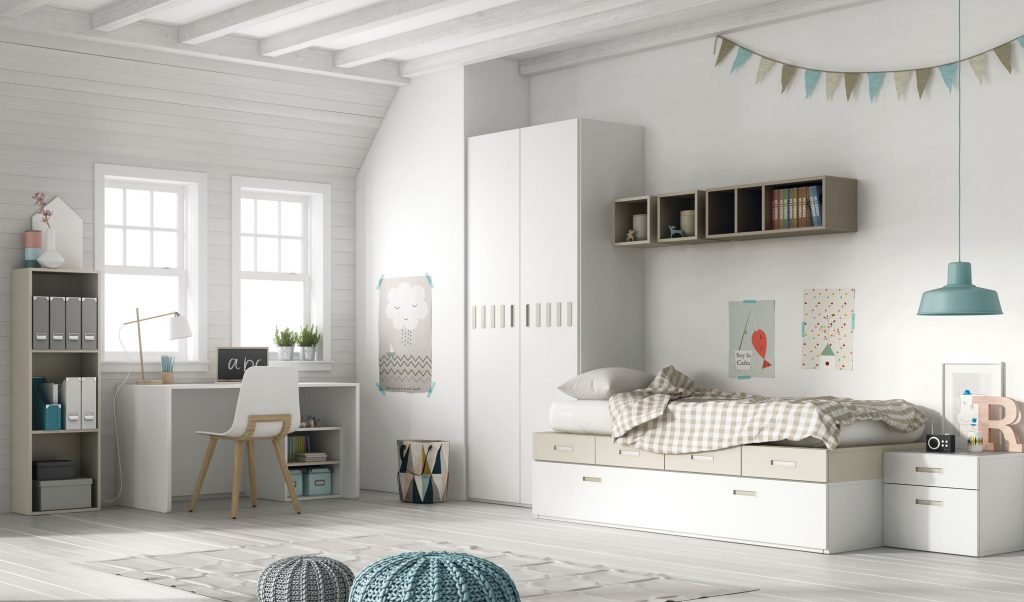 Dormitorio infantil 14