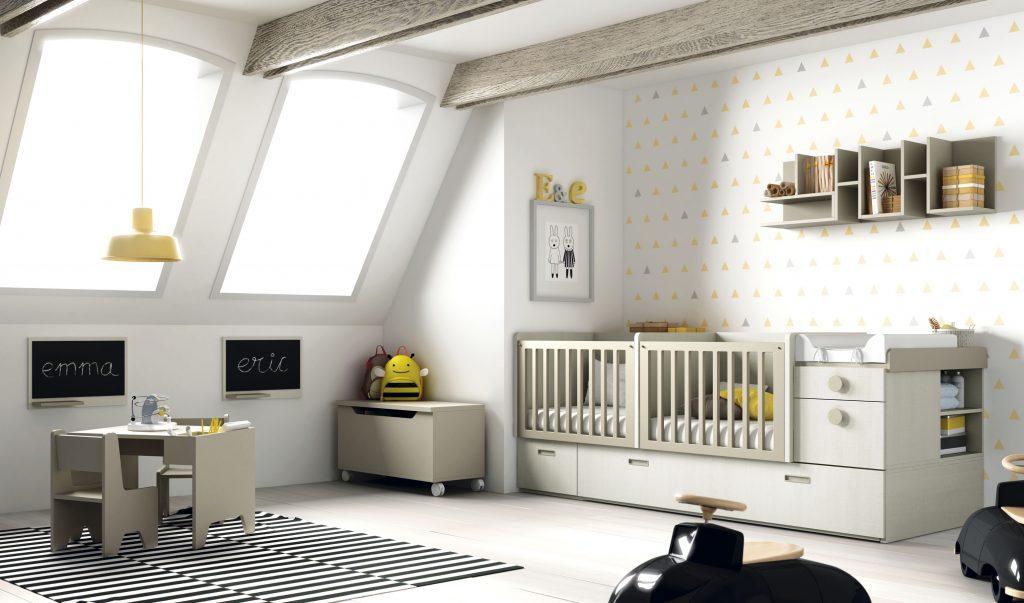 Dormitorio infantil 8