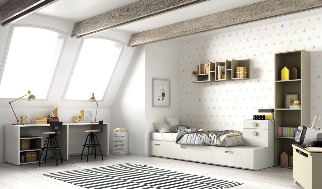Dormitorio infantil 7