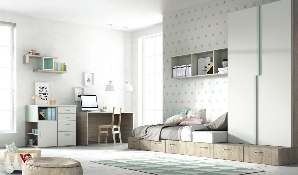 Dormitorio infantil 5
