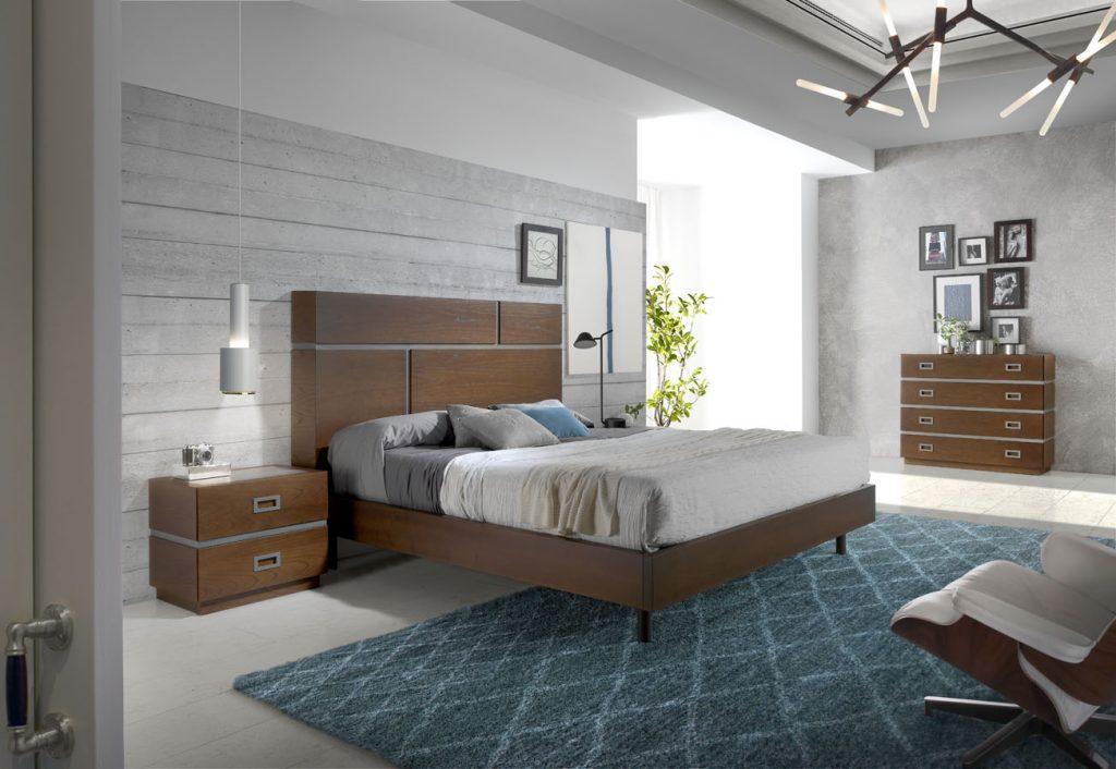 Dormitorios contempor neos mdm interiorismo - Dormitorios contemporaneos ...