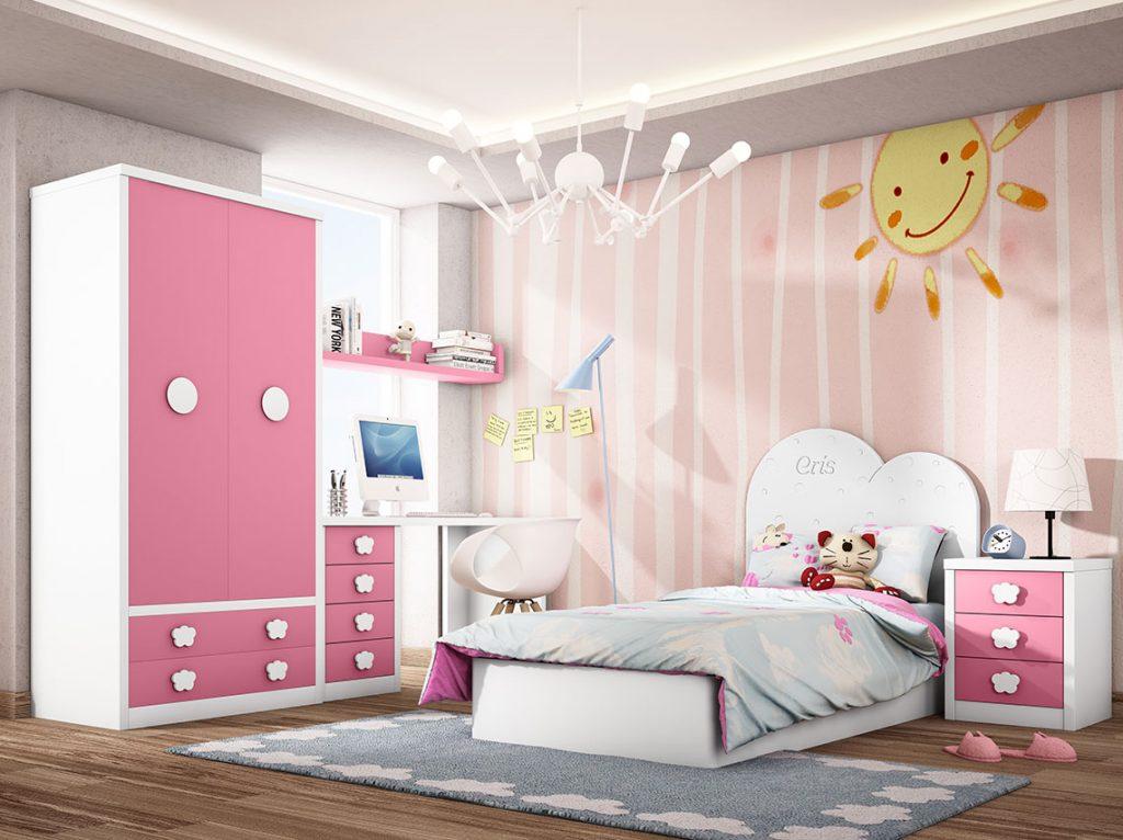 Dormitorio juvenil contemporáneo 4