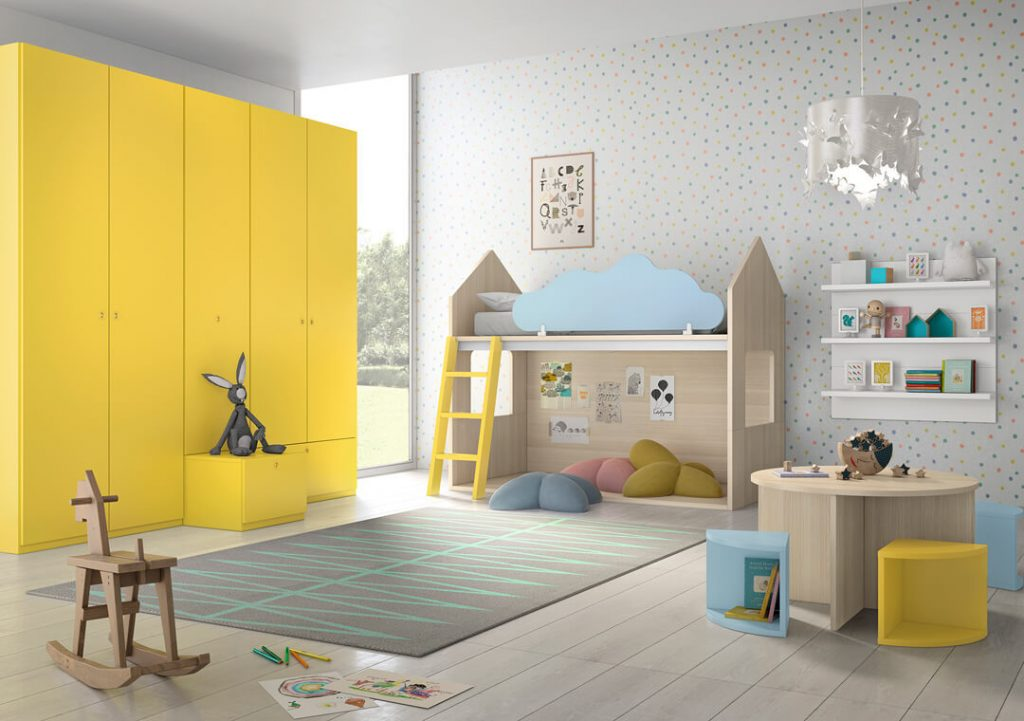 Dormitorio infantil 18
