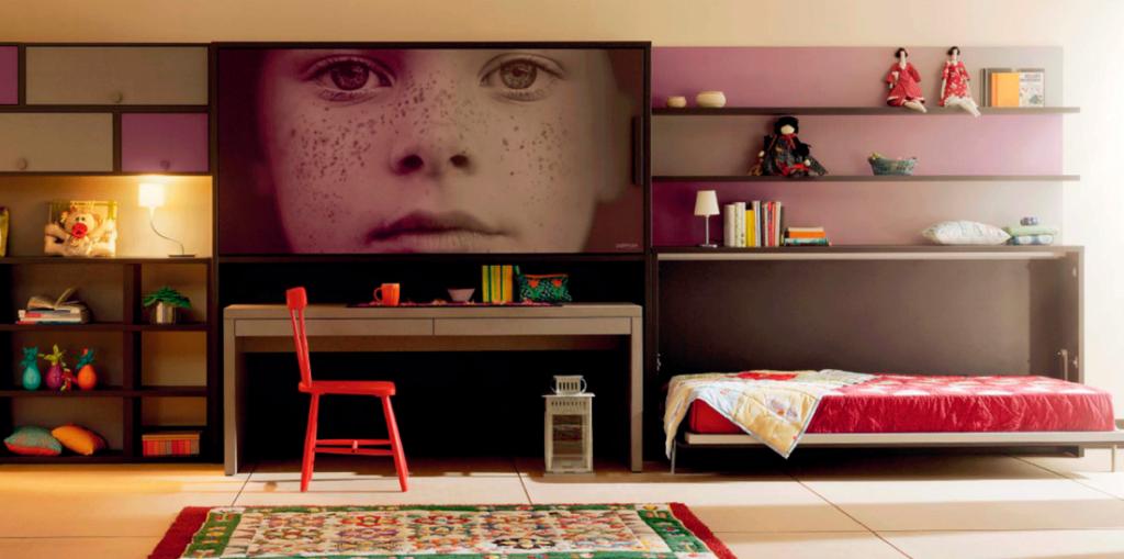 Dormitorio juvenil moderno 36