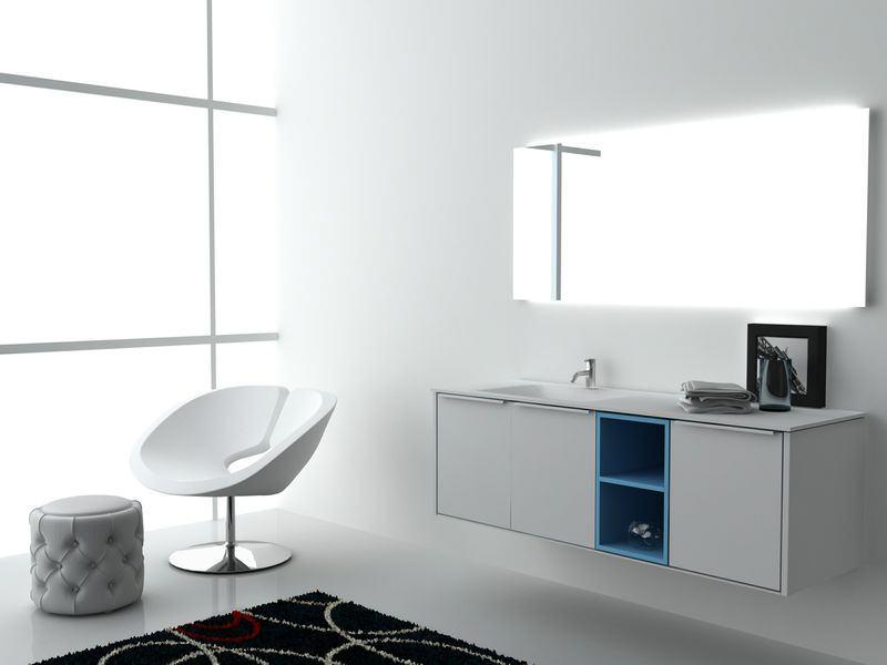 Mueble de baño 60