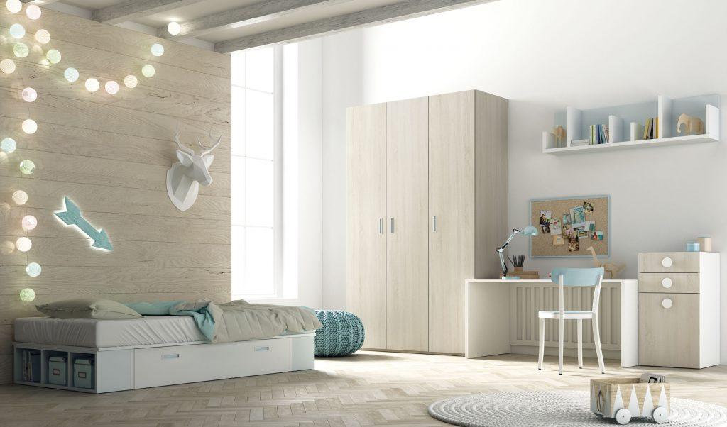 Dormitorio infantil 16
