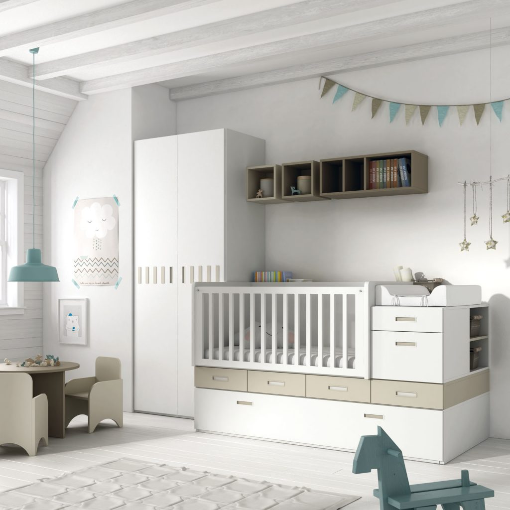 Dormitorio infantil 15