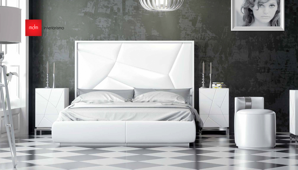 Dormitorio contemporáneo 3