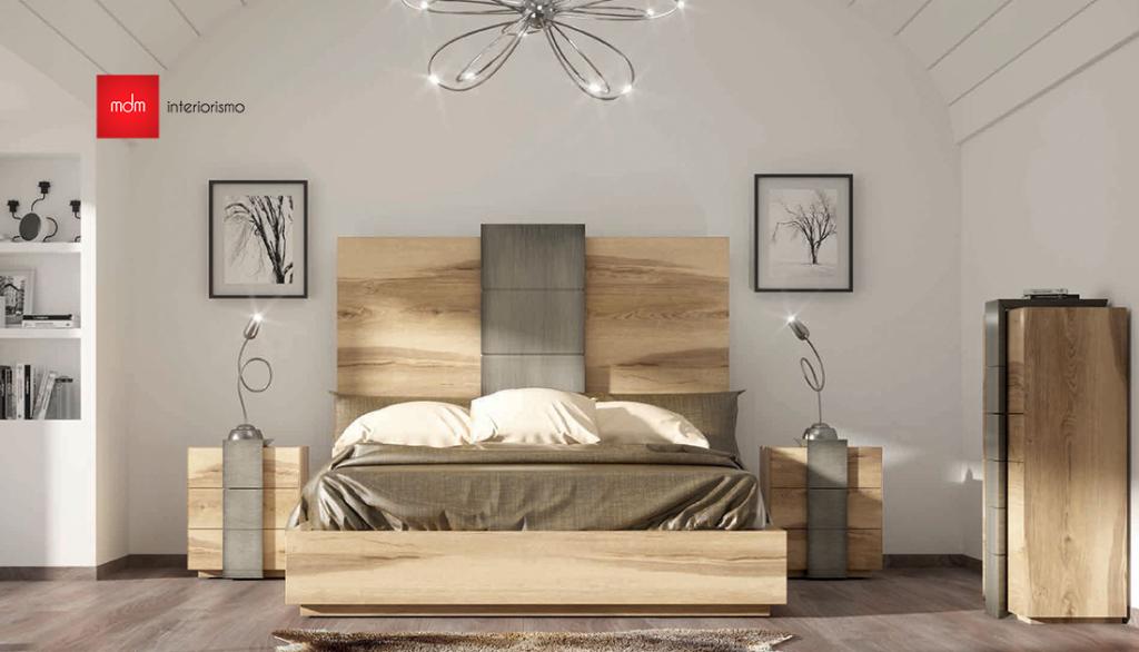Dormitorio contemporáneo 2