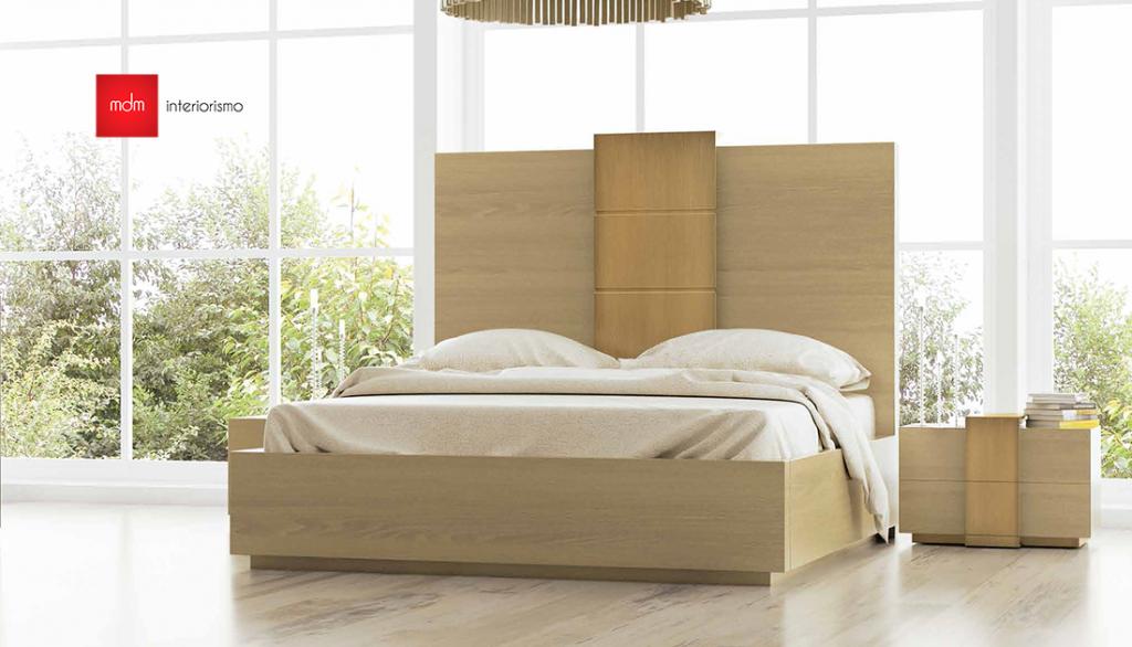 Dormitorio contemporáneo 1