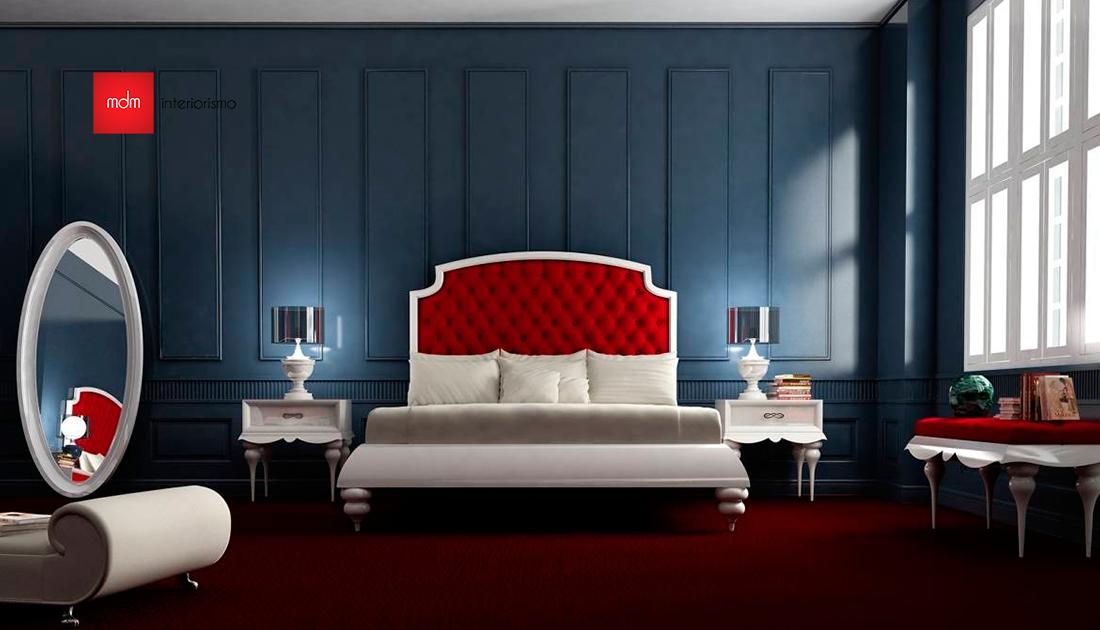 Dormitorio contemporáneo 21