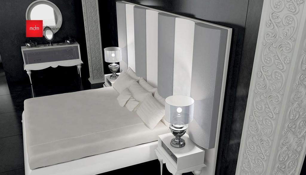 Dormitorio contemporáneo 20