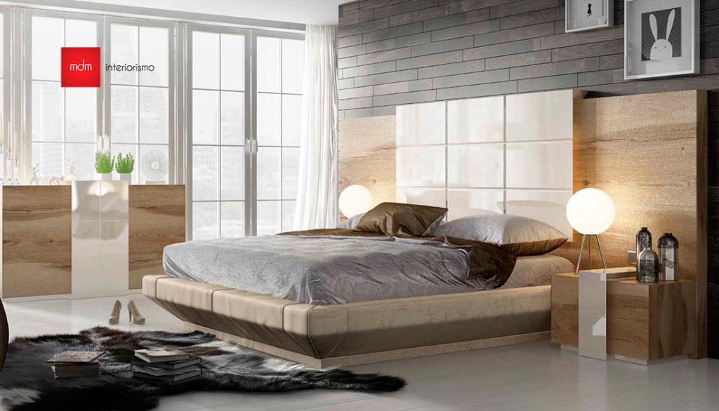 Dormitorio contemporáneo 15