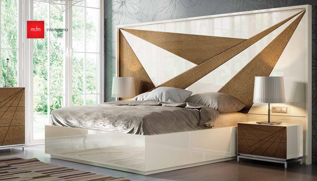 Dormitorio contemporáneo 13