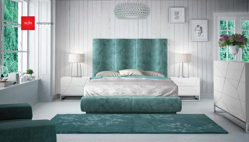 Dormitorio contemporáneo 11