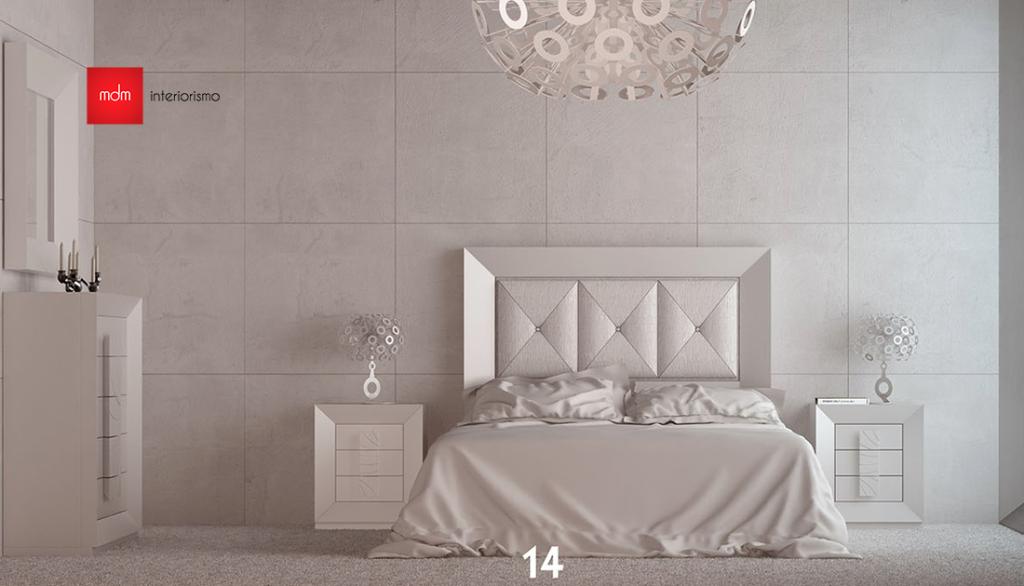 Dormitorio contemporáneo 14
