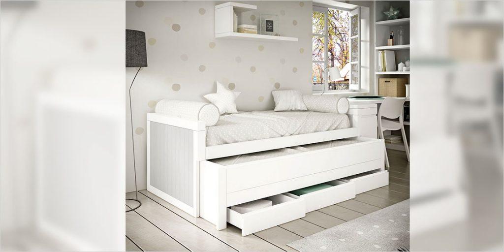 Dormitorio juvenil contemporáneo 26