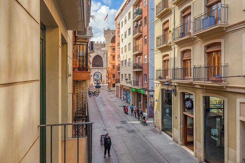 Proyecto de Interiorismo en Valencia: Torres de Quart