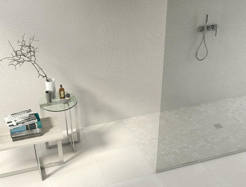 Qué azulejos poner en un baño pequeño