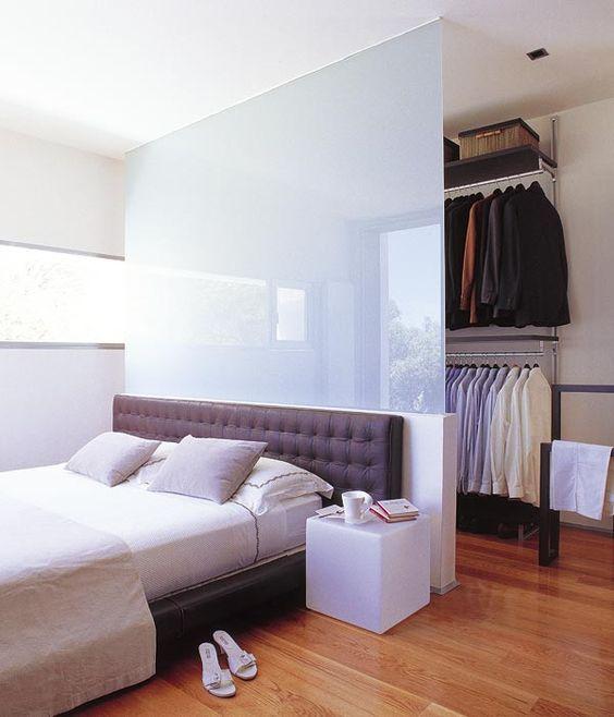 Ideas para crear un vestidor propio
