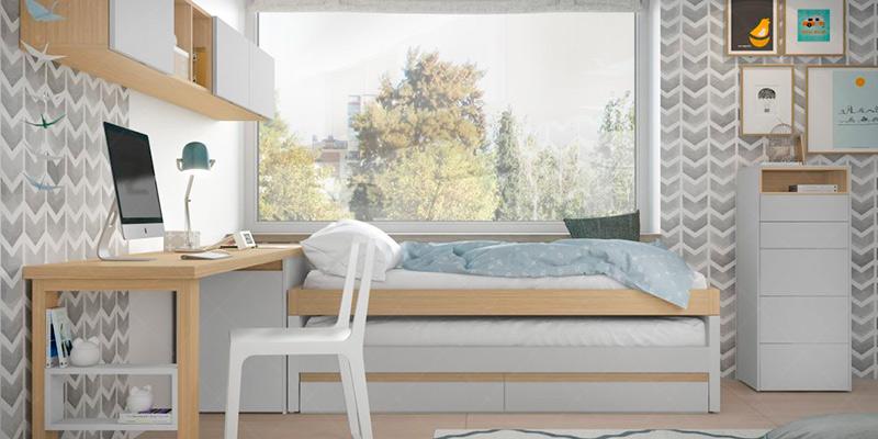 Qué debe tener un dormitorio juvenil