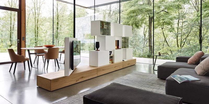 Salones de lujo modernos