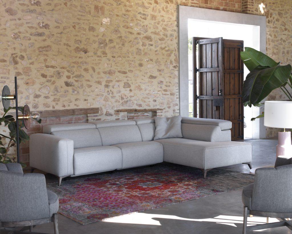Sofá Chaise longue 2