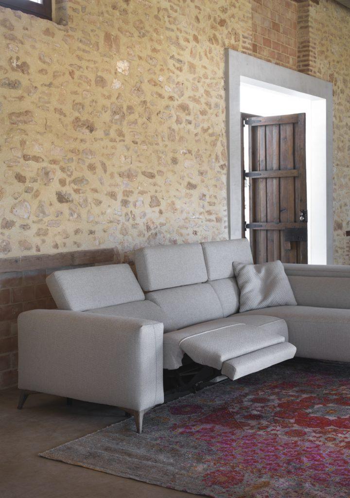 Sofá Chaise longue 1
