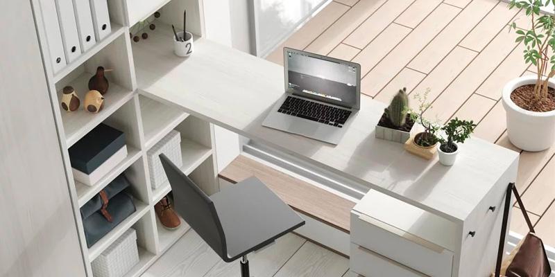 Cómo crear una zona de estudio en casa