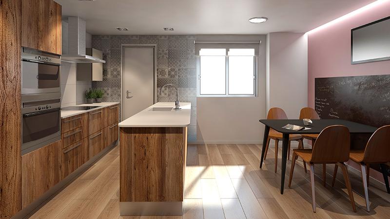 Reformar una casa