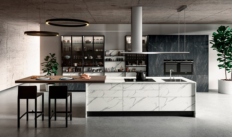 Muebles de cocina modernos